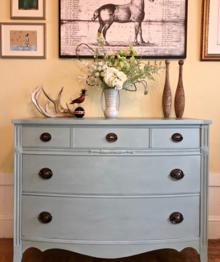 Dresser in Duck Egg Blue